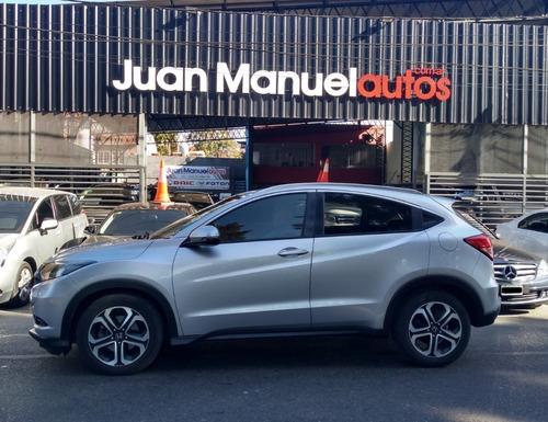 Honda Hrv Ex Cvt 2016 - Juan Manuel Autos