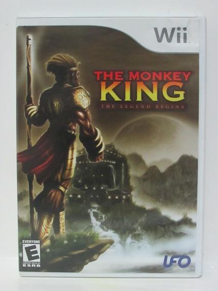 Nintendo Wii - The Monkey King - Game Original Completo