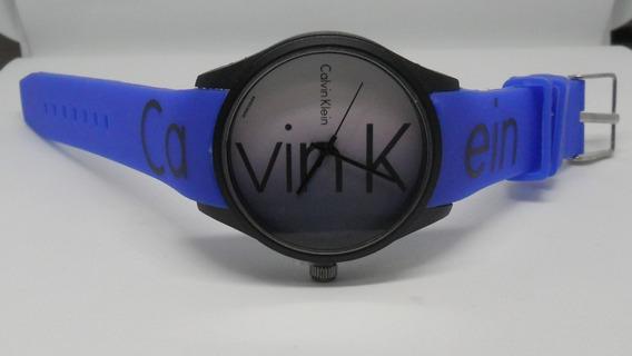 Relógio Calvin Klein Color Estilo - K5e51tk2