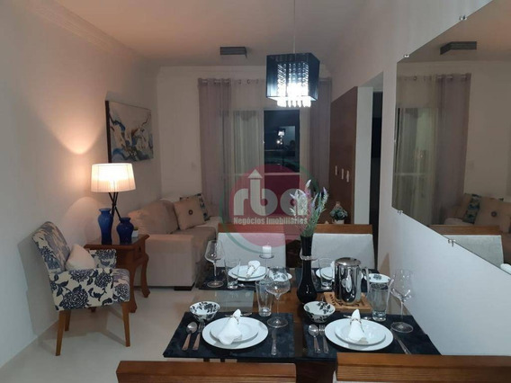Apartamento Para Alugar, 60 M² Por R$ 2.100,00/mês - Parque Campolim - Sorocaba/sp - Ap0836