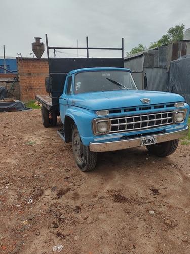 Imagen 1 de 3 de Ford 600 Perkins 6pf Ford 600 Año 1965
