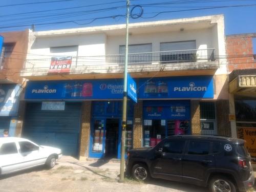 Venta De Local Comercial Con Vivienda Burzaco - Inversión!
