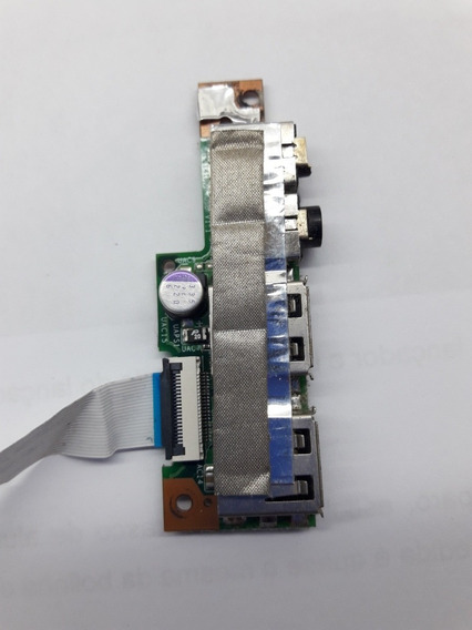 Placa Filha Audio Usb Notebook A14im02 V1.2