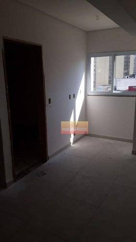 Imagem 1 de 11 de Apartamento Com 1 Dormitório Para Alugar, 40 M² Por R$ 1.200,00/mês - Centro - São Paulo/sp - Ap1041