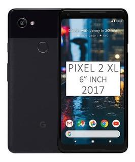 Google Pixel-2xl-128g Negro (garantía + Nuevo)