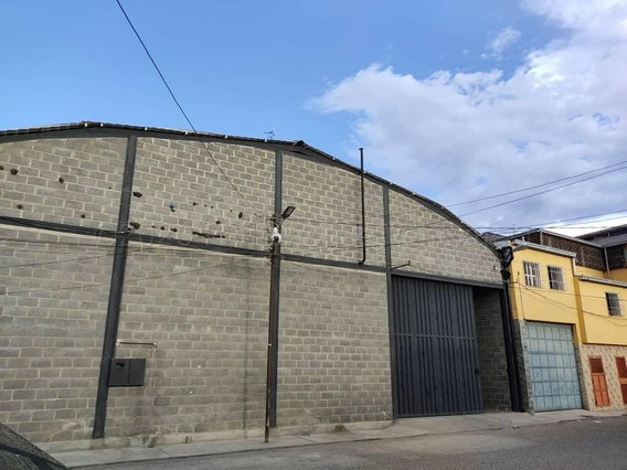 Galpon Industrial En Alquiler Barquisimeto L.m # 21-4704