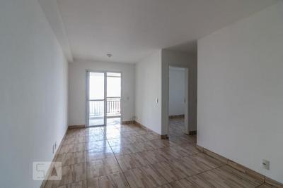 Apartamento No 2º Andar Com 2 Dormitórios E 1 Garagem - Id: 892917186 - 217186
