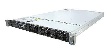 Servidor Dell R610 - 64gb De Ram E 2 Proc Sixcore