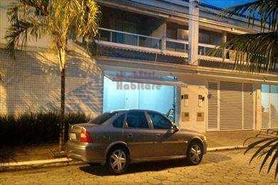 Sobrado Em Praia Grande Bairro Boqueirão - V636700