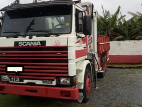 Scania R113 E 6x4 320