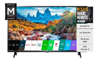 Smart Tv Lg 43um7360 Ultra Hd 4k Magic Control 3114