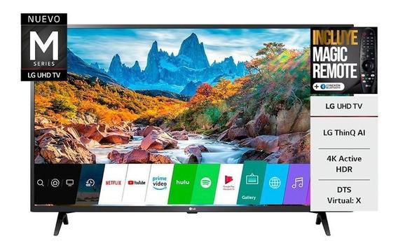 Smart Tv Lg 43um7360 Ultra Hd 4k Magic Control 3114
