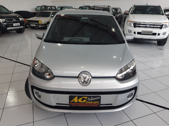 Vw Volkswagen Up Tsi 1.0 Turbo Mec 4 Pts Completo 34000 Km
