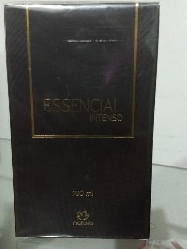 Deo Parfum Masculino Natura Essencial Intenso 100ml
