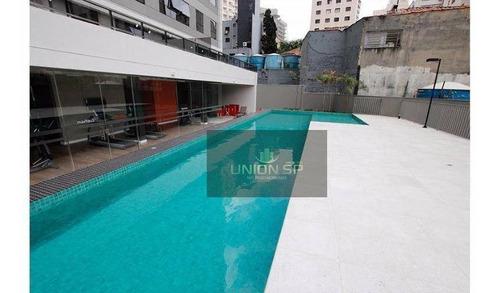 Apartamento À Venda, 70 M² Por R$ 875.000,00 - Bela Vista - São Paulo/sp - Ap44010