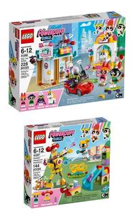 Lego 41287 41288 Chicas Superpoderosas Envio Gratis