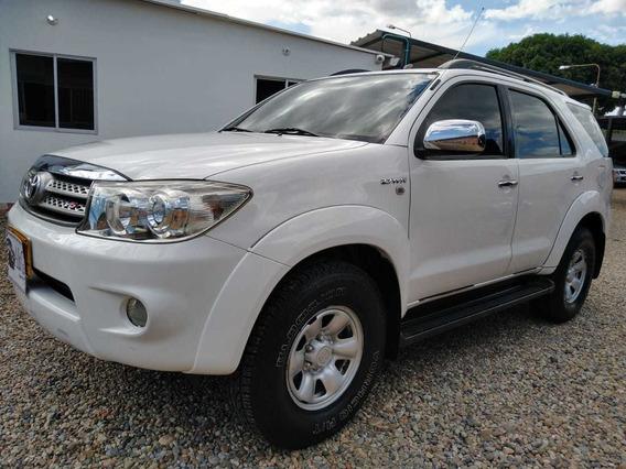 Toyota Fortuner Urbana Tp 4x2 Mod 2011