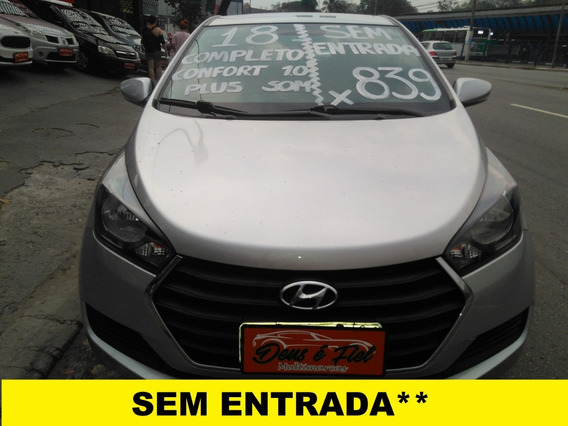 Hyundai Hb20 Hatch 1.0 Confort Plus 4p Flex Completo