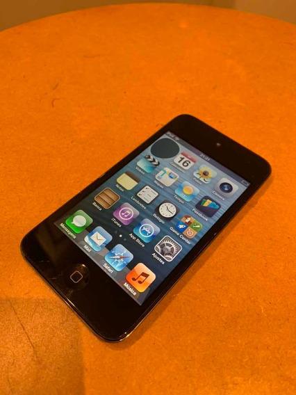 iPod Touch 32gb (leve Defeito Na Tela)