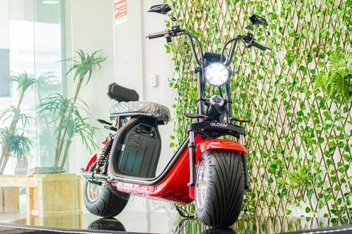 Imagem 1 de 14 de Scooter Elétrica 2000w