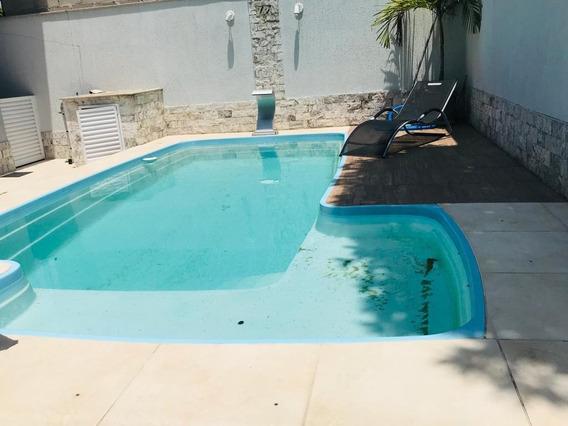 Casa Em Maria Paula, São Gonçalo/rj De 135m² 3 Quartos À Venda Por R$ 490.000,00 - Ca350522