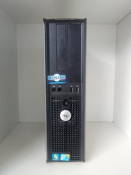 Computador Dell Optiplex 380, Core 2 Duo , 4gb Ddr3 160gb