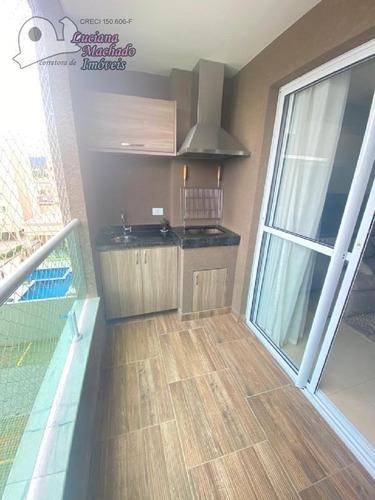Apartamento Para Venda Em Atibaia, Atibaia Jardim, 2 Dormitórios, 1 Suíte, 2 Banheiros, 2 Vagas - Ap00140_2-1142117