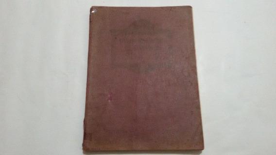 Antigo Livro De Bordados Singer 1930