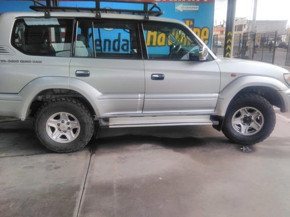 Toyota Land Cruiser Prado Vx T/m 5puertas Motor 3400