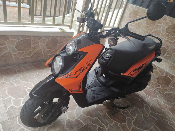 Moto Bws