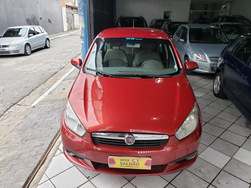Fiat Grand Siena 2013 1.6 16v Essence Flex Dualogic 4p