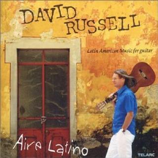 Aire Latino: Latín Americano Música Para Guitarra