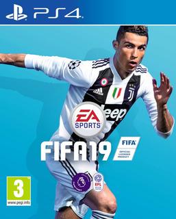 Fifa 19 Ps4 Play Station 4 - Sellado