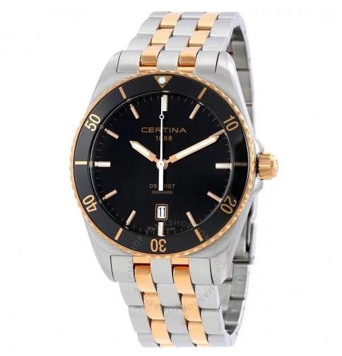 Relógio Certina C014.410.22.051.00 Diver Ds First Cerâmico