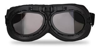 Óculos Aviador Moto Café Racer Chopper Clássico Harley Br