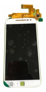 Modulo Pantalla Moto G4 Plus Xt1641 *original* Motorola Blanco