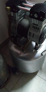 Compresor Odontológico Kld 40ltrs 1.5hp