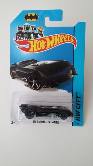Hot Wheels The Batman Batmobile 2014