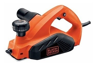 Cepillo Electrico Rebajador Garlopa 650w Black + Decker 7698