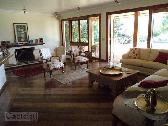 Casa Residencial Para Locação, Gramado, Campinas. - Ca1377