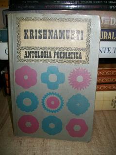 Antologia Poematica Krishnamurti