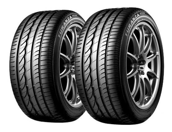 Kit X2 205/55 R16 Bridgestone Turanza Er300 P/ Retiro En Suc