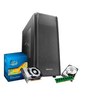 Pc Gamer I5 3.6 Ghz, 16gb, Gf 4gb 1050 Gtx Ti, Promoção
