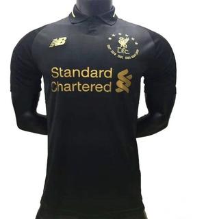 Camisa Oficial Liverpool Gola Polo 2020