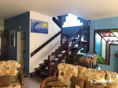 Imagem 1 de 21 de Sobrado Com 5 Dormitórios À Venda, 350 M² Por R$ 1.690.000,00 - Praia Da Boracéia - Bertioga/sp - So0194