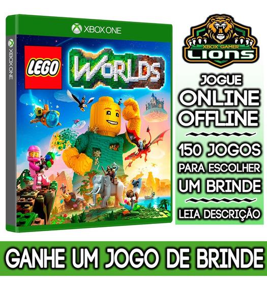Lego Worlds Xbox One + Brinde