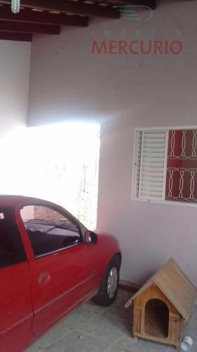 Casa Com 2 Dormitórios À Venda, 70 M² Por R$ 185.000,00 - Jardim Vânia Maria - Bauru/sp - Ca1819