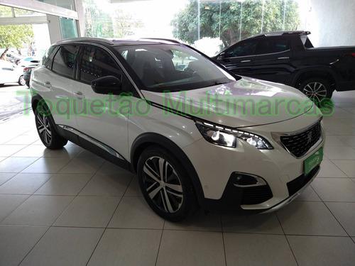 Imagem 1 de 10 de Peugeot 3008 1.6 Griffe Pack Thp 16v Gasolina 4p