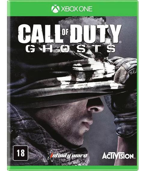 Call Of Duty Ghosts Xbox One + 1 Jogo Grástis