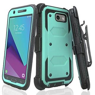 Galaxy J3 Prime Case, Galaxy J3 Luna Pro Case, J3 Eclipse Ca